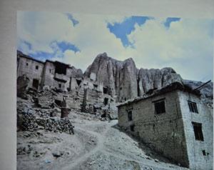 Digital images of Ladakh