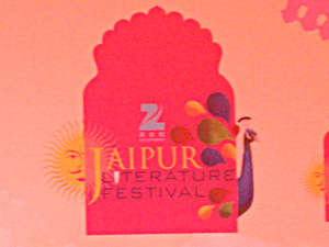 The Jaipur Literature Festival 2014