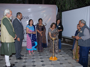 Gyaan Adab - Celebrating Literature Inaugurated on January 9, 2014