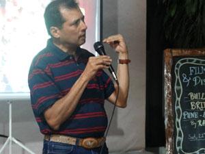 Rahul Chandrawarkar discusses the film - 'Building Bridges'.