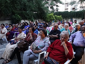 """A heady satire on the institution of marriage-""""Gharwali"""" was enjoyed by a large audience"""
