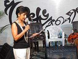 Nadia introduces the talented band Neeraj Arya's Kabir Cafe