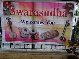 Swarasudha at Gyaan Adab Centre