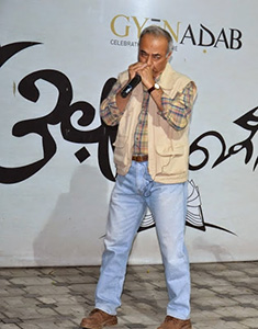 Anoop Banerjee's renditions of golden oldies were foot tapping