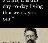Chekhov – The Modern Dramatist