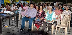 Full house at Gyaan Adab
