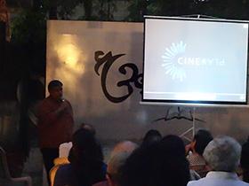 Anurag Khanna, Head of Marketing from Cineplay Digital Pvt. Ltd explains the concept