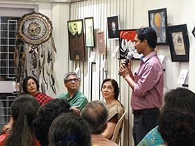 Anil Sonawane talks about his essay