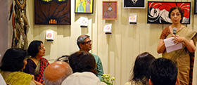 Principal of St. Mira's, Dr. Gulshan Gidwani talks about Mohini and the book