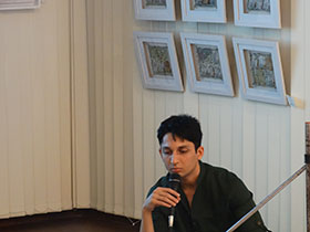 Pushkar Lele is one of India's leading young classical vocalists