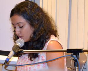 Keya reads from Joyce's first novel.