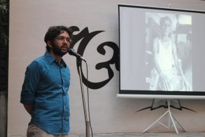 Chaitanya explains his journey from a doctor to a photographer.