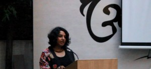 Aryaa Naik introduces the unique concept of the film.