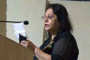 Mrs. Merchant speaks about Gyaan Adab's relationship with Urdu.