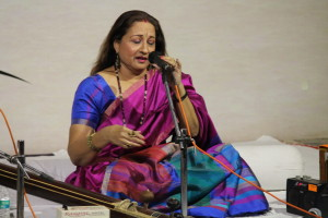 Pushpita Rath has been actively associated with Pune music circles for the past 15 years as a vocalist, compere, organizer and teacher of Hindustani classical music. She is also a graded artiste for Akashvani, Delhi, for Bhajan & Geet.