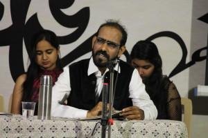 Writer-director Sanjay Bhardwaj.
