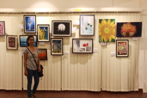 Creating, appreciating, exploring, absorbing & learning through painting is what Sneha Potdar does best. Her quest for art had begun since her school days. The natural world continues to be her great inspiration, and gets reflected in her paintings. Sneha plays with acrylic and enjoys painting on canvas, among other mediums.