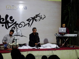 The celebrated Jawad Askari continues the tradition and reaches out to one and all with his renditions of ghazals.