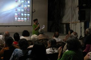 Mumtaz Peerbhoy talks about the director.
