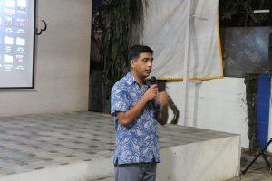 Nirmal Chander Dandriyal is an award winning producer, director, researcher, script writer and editor of documentary films.