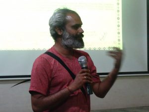 Yogesh Jagam talks about the films to be screened.
