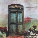 Pratik's Art - Painted-Doorway