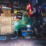 Pratik's Art - green-room