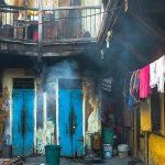 Pratik's Art - smoke-and-doors